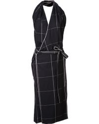 Christophe Lemaire - Wrapped Dress - Lyst