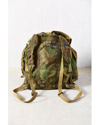 Urban Renewal - Vintage Military Backpack - Lyst