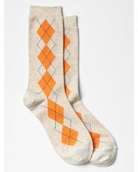 Gap Argyle Socks - Lyst