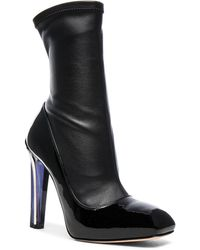 Alexander McQueen   Leather Boots   Lyst