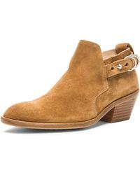 Rag & Bone Sullivan Suede Boots - Lyst