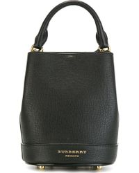 Burberry Prorsum - Bucket Backpack - Lyst