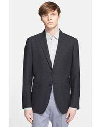 Paul Smith 'Byard' Trim Fit Check Wool Sport Coat - Lyst