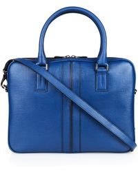 Tod's | Commuter Grained-Leather Bag | Lyst