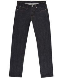 Paul Smith Classic-Fit Indigo Six-Pocket Jeans - Lyst
