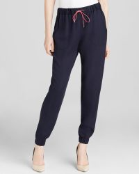 French Connection - Trousers - Santa Fe Jogger - Lyst