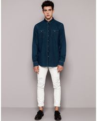 Pull&Bear Regular Fit Jeans - Lyst