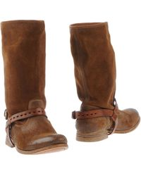 NDC Brown Boots - Lyst