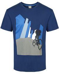 Bench City Sprint Graphic T Shirt - Lyst