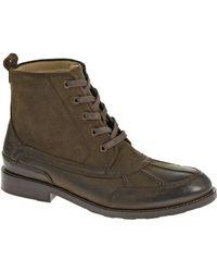 Sebago The Coburn Lace Mid Boots - Lyst