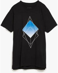 Faq | Blue Diamond Tee | Lyst
