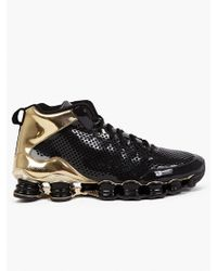 Nike Shox TlX Mid SP Sneakers - Lyst