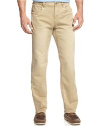 Tommy Bahama Big And Tall Montana Chino Pants - Lyst