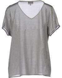 Giorgio Armani Short Sleeve Tshirt - Lyst