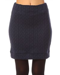 Object Collectors Item Mini Skirt - Lyst