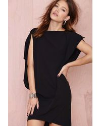Nasty Gal East Village Dress - Lyst