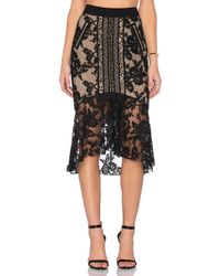 Three Floor - Lacely Skirt - Lyst
