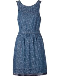 Tommy Hilfiger Greda Sleeveless Dress - Lyst