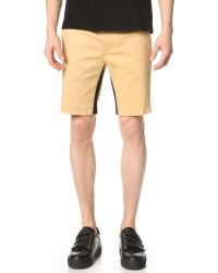 Opening Ceremony - Mesh Tape Inseam Slim Fit Shorts - Lyst