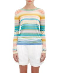 Missoni Fine-Gauge Sweater - Lyst
