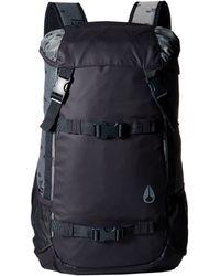 Nixon | Landlock Backpack Ii | Lyst