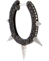 Joelle Jewellery Créole Mm Spike Earring - Lyst