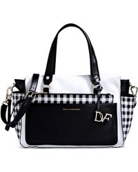 Diane von Furstenberg Medium Leather Bag - Lyst