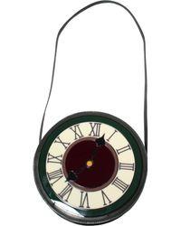 Yazbukey Clock Round Bag - Lyst
