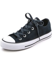 Converse Chuck Taylor All Star Suede Sneakers - Twilight - Lyst