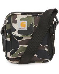 Carhartt Essentials Camo Messenger Bag - Lyst