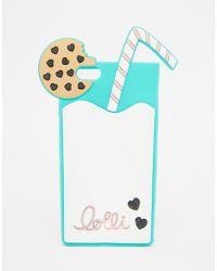 Lolli | Milk & Cookies Iphone 6/6s Case | Lyst