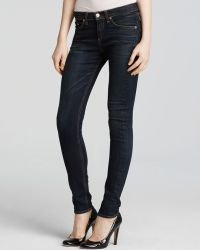 Rag & Bone Jeans  The High Rise Skinny in Chaucer - Lyst