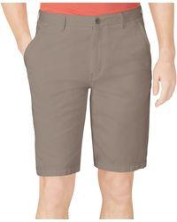 Calvin Klein Bedford Corduroy Shorts - Lyst