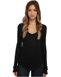 Free People Layering Me Ls - Lyst