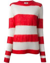 Acne Studios Poppy Sweater - Lyst