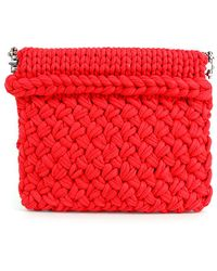 Wool And The Gang Lil' Hold Tight Clutch - Lyst