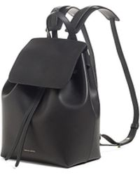 Mansur Gavriel Mini Backpack Coated Preorder - Lyst