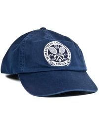 Ralph Lauren Blue Label Baseball Cap - Lyst