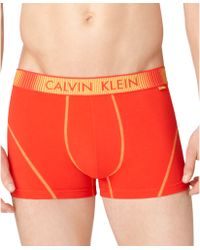 Calvin Klein Mens Global Sport Limited Edition Trunk - Lyst