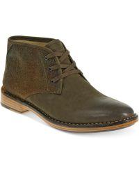 Sebago Halyard Chukka Boots - Lyst