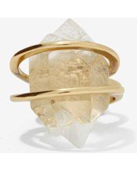 Nasty Gal Major Magic Crystal Ring - Lyst