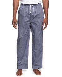 Michael Kors - Cotton Lounge Pants - Lyst