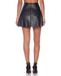 Amanda Uprichard | Box Pleat Skirt | Lyst