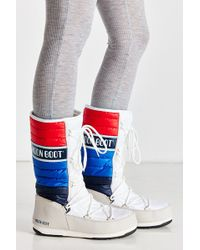 Tecnica - Quilted Moon Boot - Lyst