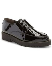 Paul Green - Dancer Patent Platform Loafers - Lyst