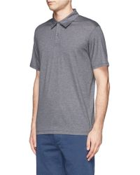 Sunspel Cotton Jersey Polo Shirt - Lyst