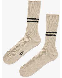 Margaret Howell - Sport Sock - Lyst