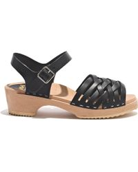 Madewell Swedish Hasbeensreg Braided Sandals - Lyst