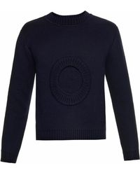 Björn Borg - Centre Cut-Out Wool Jumper - Lyst