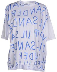 Jil Sander T-Shirt - Lyst